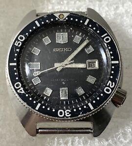 SEIKO 1969 Divers 6105 8000 Rare Vintage Watch Original Working Condition Japan