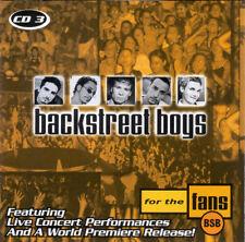 Backstreet Boys for the fans BSB (CD, 2000)