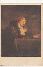 BF33545 jean baptiste chardin repas au coin du fe painting  art front/back image