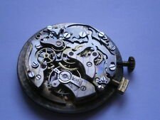 Vintage gents CHRONOGRAPH movement mechanical watch spares or repair LANDERON 48