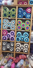 cake yarn & other hand knitting wool  (10kg) 100 balls mixed JOBLOT DIRTY lot-2