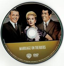 Marriage on the Rocks (DVD disc) 1965 Frank Sinatra, Deborah Kerr, Dean Martin