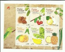 Portugal 2015 - Portuguese Fruits S/S MNH