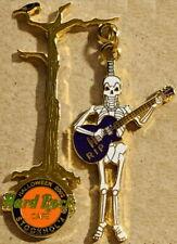 Hard Rock Cafe STOCKHOLM 2002 HALLOWEEN PIN Hanging Skeleton - HRC #14685