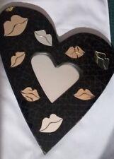 Mosaic art Heart Signed by Artist Debbie Puia Beautiful piece
