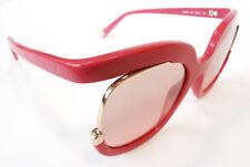 Salvatore Ferragamo Women's Sunglasses SF863S Antique Rose MADE IN ITALY - New!