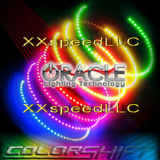 ORACLE For Nissan 300ZX 1991-1996 COLORSHIFT Headlight Halo Angel Demon Eyes Kit