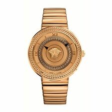 Versace VLC090014   watch with  Dial Color,   Band, and  Cas