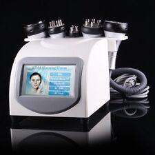 5in1 40K Cavitation Tripolar Multipolar Rf Fat Vacuum Spa Skin Sextupole Massage