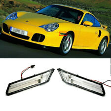 For Porsche 2005-2012 911 Cayman Boxster Bumper Side Marker LED Lights