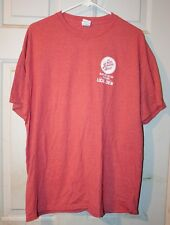 Zac Brown Band 2016 Black Out The Sun LOCAL CREW Red T-Shirt XL