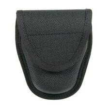Blackhawk 44a101bk Black Molded Cordura Double Handcuff Case