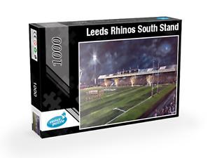 Leeds Rhinos South Stand  - 1000 piece jigsaw
