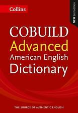 Collins Cobuild Advanced American English Dictionary (Paperback or Softback)