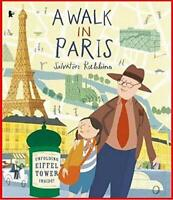 A Walk in Paris by Rubbino, Salvatore, NEW Book, FREE & Fast Delivery, (Paperbac