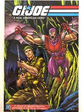G.I. Joe: A Real American Hero #8 Lt. Falcon vs Nemesis Immortal Comic Book 2008