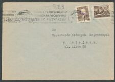 669530) Polen Blg. mit Groszy Aufdruck Marken