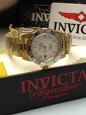 INVICTA 8931 Retro MEN PRO DIVER COLLECTION 21 JEWELS AUTOMATIC 2-Tone WATCH NEW