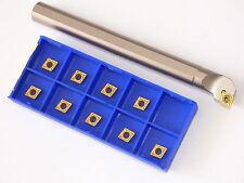 95° Bohstange S12K SCLCL06 +10 CCMT 060204-HM P10-P30   für Stahl
