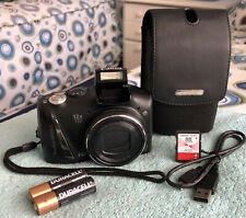 Canon PowerShot SX150 IS 14.1MP Digital Camera - Black~~Nr Mint~~Bundle~~4GB~