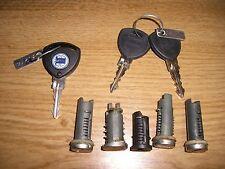 Schließsatz m. Schlüssel Lock / Key Set Lancia Thema S.W. LE LX LS 177154480
