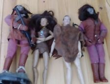 More details for sideshow 12 inch 1/6 planet of the apes taylor & nova 2 hasbro gorilla soldiers