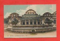 Postal-Vichy - la Fachada Del Casino (G2613)
