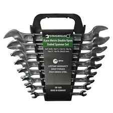 Stahlwille Metric Double Open Ended Spanner 8 Piece Set