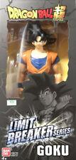 "DRAGONBALL Limit Breaker 12"" Series 3 Goku BANDAI ACTION FIGURE NEW"