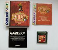 The Legend of Zelda: Oracle of Seasons - Boxed - Nintendo Game Boy Color GBC