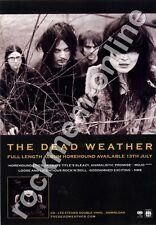 Dead Weather The LP Advert