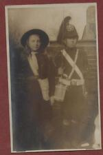 Boy & Girl. Brownie & Guards Uniform.   q.789