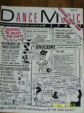 Dance Music Report magazine (DMR - USA) - 1987