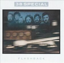 Flashback: The Best of .38 Special CD 1995 A&M Caught Up In You Hold On Loosely