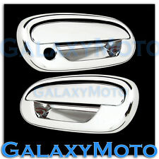 97-03 Ford F150+04 F150 Heritage Chrome 2 Door+NO Keypad+NO PSG KH Handle Cover