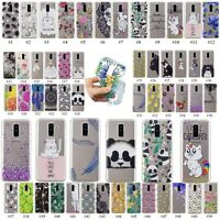 Soft Rubber Thin Phone Back Case Cover For Samsung Galaxy J3 J5 2017 J4 J6 2018