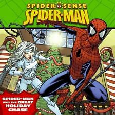 NEW - Spider-Man and The Great Holiday Chase (Spider-Man Spider Sense)