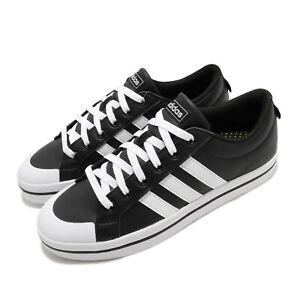 adidas Bravada Black White Men Skate Boarding Casual Shoes Sneakers FW2888