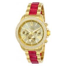e7c0ce38e329 Relojes de pulsera de acero inoxidable dorado