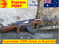 RX AKM47 V3 UPGRADED GEL BLASTER NYLON AND METAL GEARS & BARREL 100%AUS STOCK
