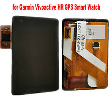 Genuine Oem for Garmin Vivoactive Hr Replacement Touch Screen Assembly Lcd Bus