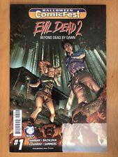 Evil Dead 2: Beyond Dead By Dawn #1 Nm-M Space Goat Comics