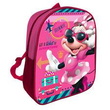 Disney Minnie Maus Kinder Rucksack Mouse Tasche Kindergartenrucksack 24cm NEU