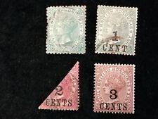 Belize / Britisch Honduras ab 1865 - Freimarken: Königin Viktoria + Aufdrucke
