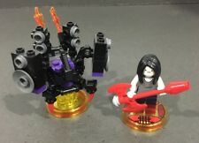 Lego Dimensions Adventure Time Marceline The Vampire Queen Fun Pack Complete