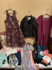 girls clothing lot Sizes 12/16