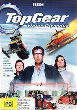 TOP GEAR - Winter Olympics (Clarkson - Hammond - May - Stig) DVD Reg 4 TopGear