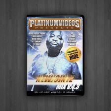 Platinum Videos New Jointz V43 Hip-Hop Rap R&B Music Videos on DVD Video DVDs