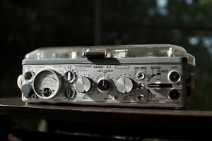 Nagra 4.2 field recorder with extras