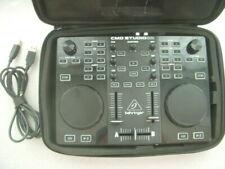 BEHRINGER CMD Studio 2A DJ Controller Mixer 4 ch Audio Interface MIDI controller